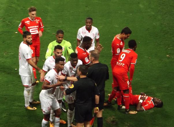 Ruello et Gourcuff à l'entraînement, la situation reste floue — Stade Rennais