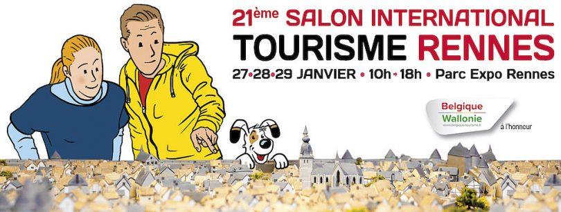 Au parc expo un salon du tourisme ce week end rennes - Salon tourisme rennes ...