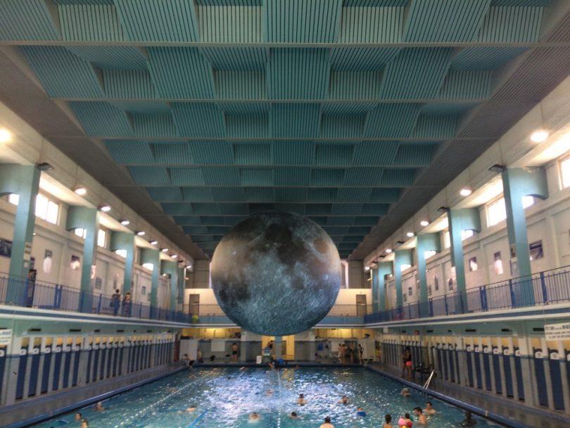La piscine saint georges d croche la lune rennes infos for Piscine rennes