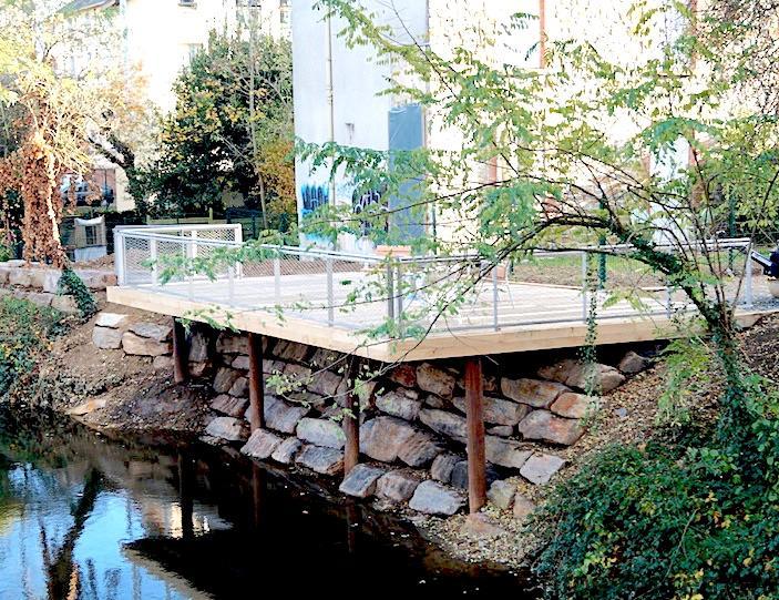 enfin une terrasse sur l ille rennes infos autrement. Black Bedroom Furniture Sets. Home Design Ideas