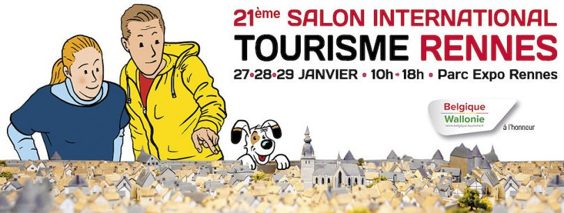 Au parc expo un salon du tourisme ce week end rennes for Salon international du tourisme rennes