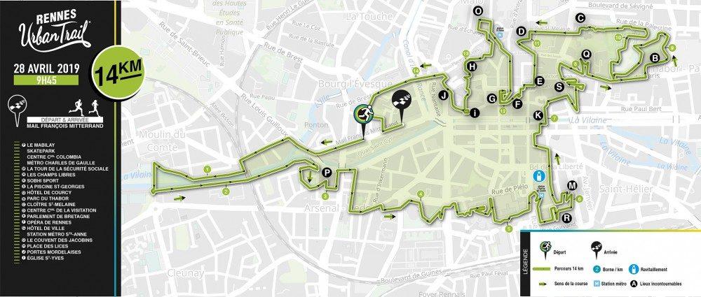 Urban Trail Rennes Ouvrira Ses Portes Rennes Infos Autrement