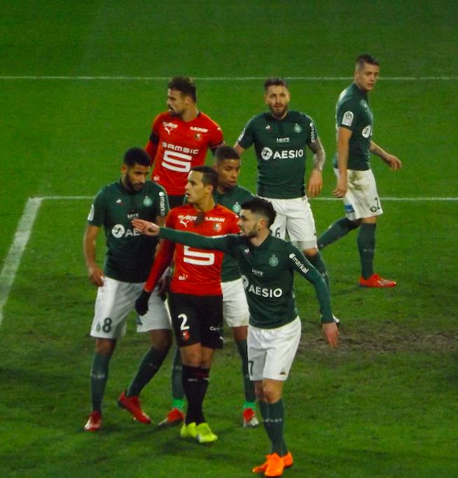 Liste des rencontres du vendredi 16 buts Dominos Ligue 2 Meilleur buteur : Gaëtan CHARBONNIER (20 buts).