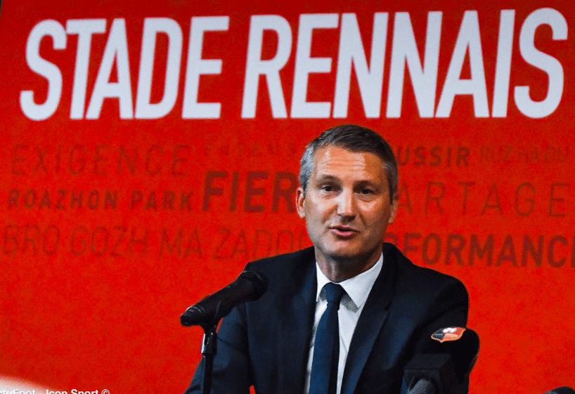 Olivier Letang N Est Plus Rouge Et Noir Rennes Infos Autrement